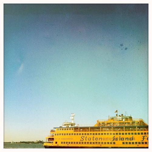 Staten island afloat